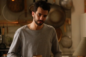 Jay Baruchel in the Jacob Tierney film Good Neighbours. Courtesy of Alliance Films.